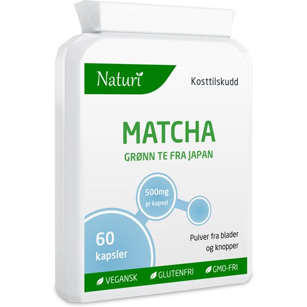 Matcha grønn te