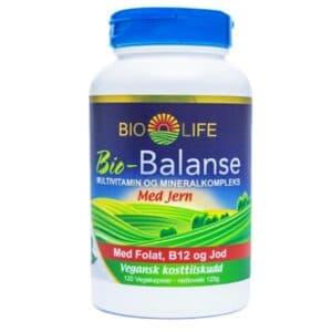 Bio Life Bio-Balanse med jern